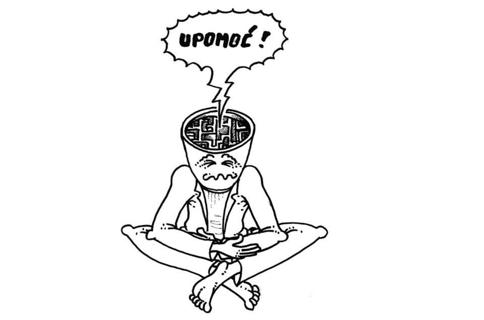Kako zbuniti početnika u meditaciji?