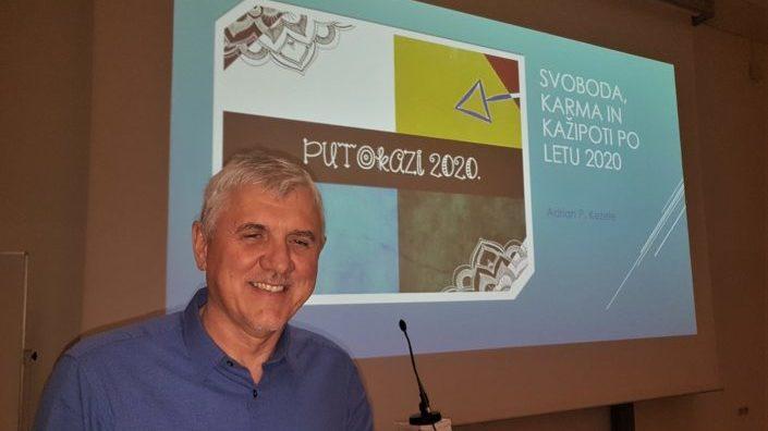 Kažipoti 2020 v Ljubljani