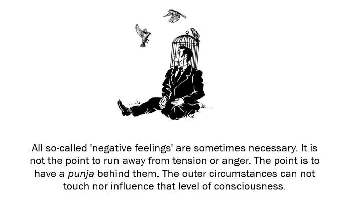 """""""Negativni osjećaji"""""""