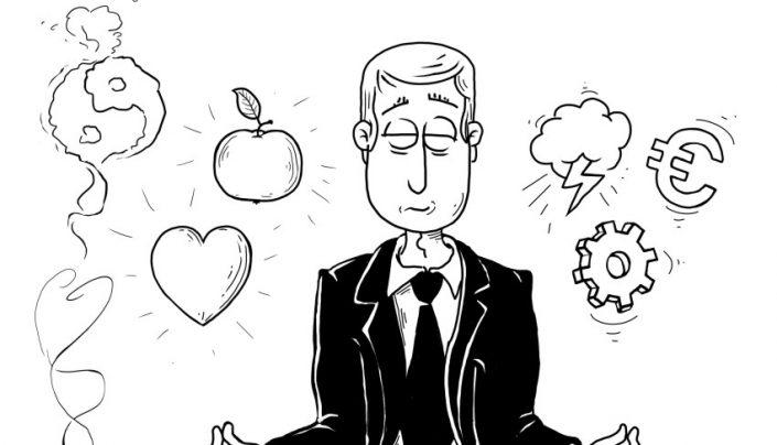 Ali je treba meditirati?