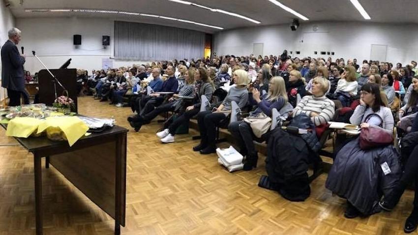 Veliki odaziv na predavanja o sinkronicitetu