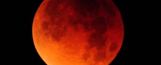 Dolazi najduža pomrčina Mjeseca u 21. stoljeću