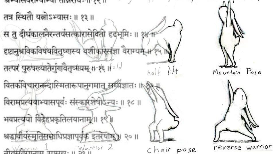 Kako su asane osvojile jogu