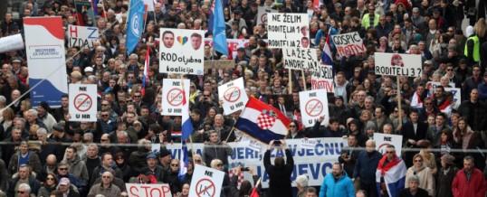 Strah na ulicama Zagreba